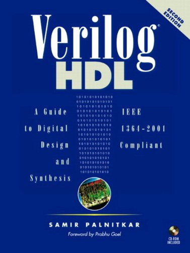 Verilog HDL  2nd 2003 edition cover