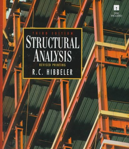 Structural Analysis  3rd 1997 (Revised) edition cover
