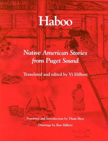 Haboo Native American Stories from Puget Sound N/A edition cover
