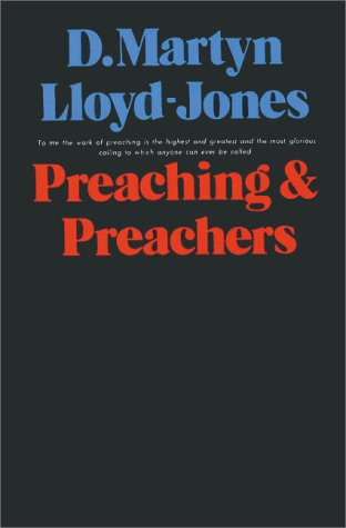 Preaching and Preachers  1972 edition cover