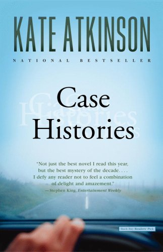 Case Histories  N/A 9780316010702 Front Cover