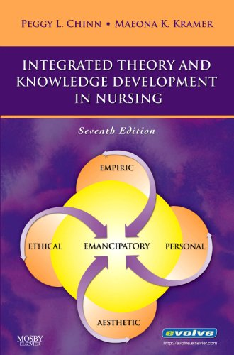 Integrated Theory and Knowledge Development in Nursing  7th 2008 edition cover