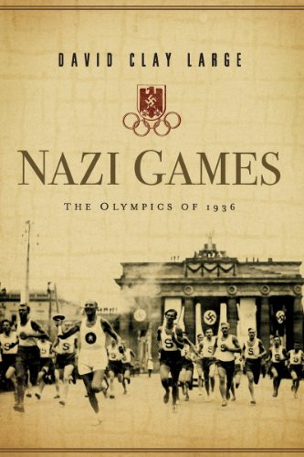 Nazi Games The Olympics Of 1936 N/A 9780393349702 Front Cover