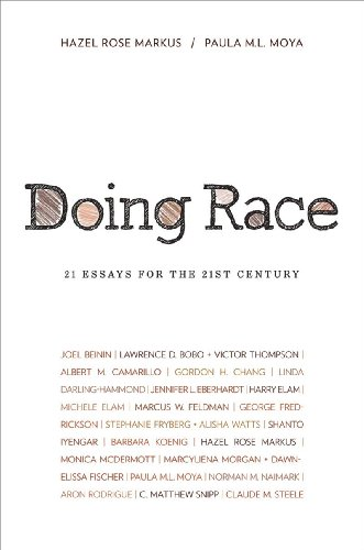 Doing Race 21 Essays for the 21st Century  2010 edition cover