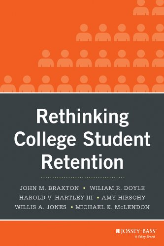 Rethinking College Student Retention   2014 edition cover