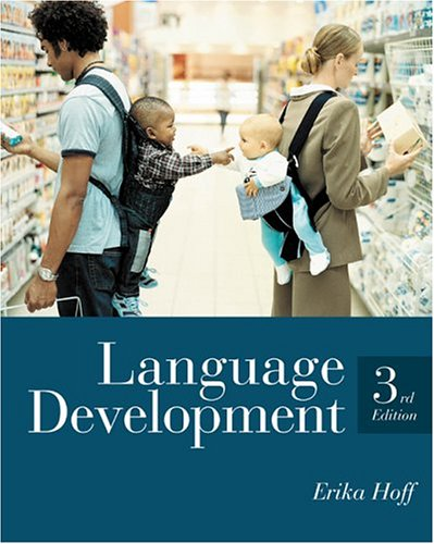 Language Development  3rd 2005 (Revised) edition cover
