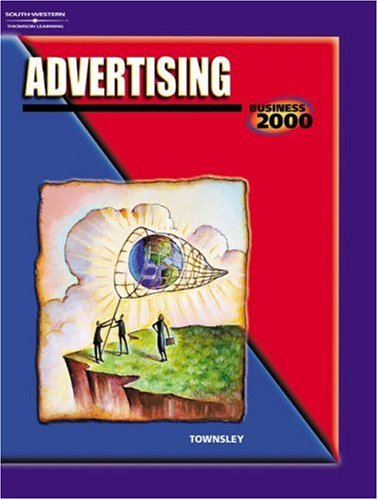 Advertising   2001 9780538698702 Front Cover