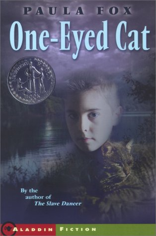 One-Eyed Cat   2000 edition cover