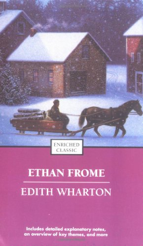 Ethan Frome   2004 9780743487702 Front Cover