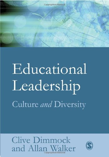 Educational Leadership Culture and Diversity  2005 9780761971702 Front Cover