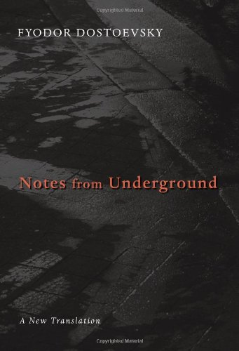 Notes from Underground   2009 9780802845702 Front Cover