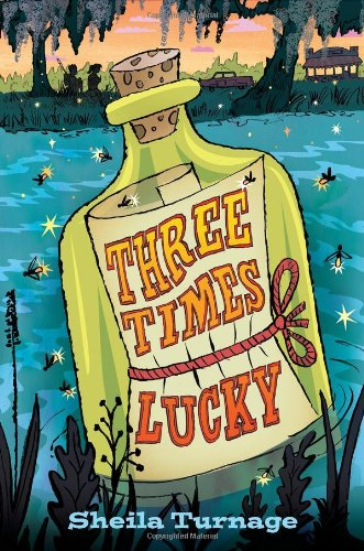 Three Times Lucky   2012 edition cover