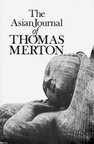Asian Journal of Thomas Merton   1975 edition cover