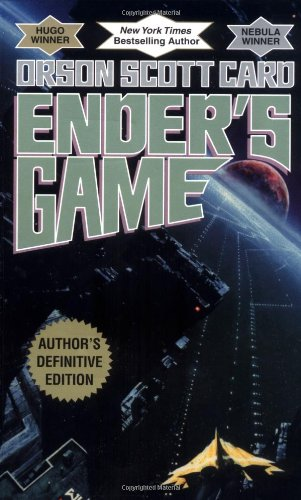 Ender's Game   1991 (Revised) 9780812550702 Front Cover