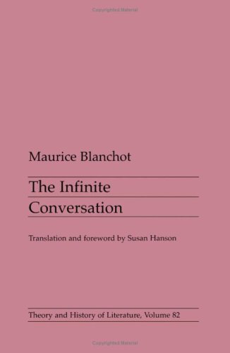 Infinite Conversation  2nd edition cover