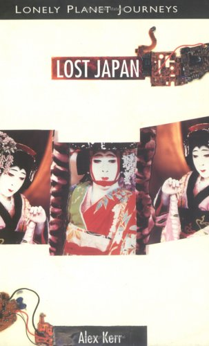 Lost Japan Travel Literature  1996 edition cover