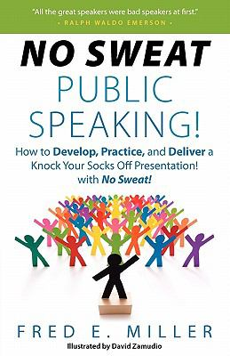 No Sweat Public Speaking!  N/A edition cover