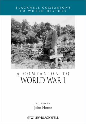 Companion to World War I   2012 edition cover