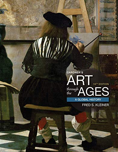 Gardner's Art Through the Ages: A Global History  2019 9781337630702 Front Cover