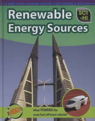 Renewable Energy Sources   2010 9781406211702 Front Cover