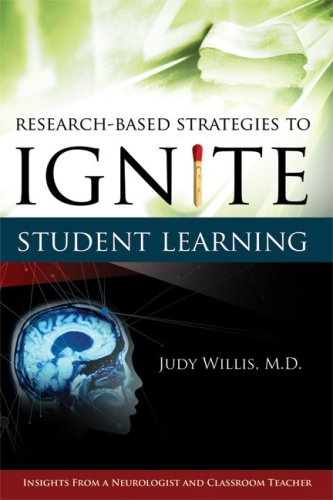 Research-Based Strategies to Ignite Student Learning Insights from a Neurologist and Classroom Teacher  2006 edition cover