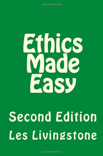Ethics Made Easy Second Edition N/A edition cover