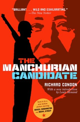 Manchurian Candidate   2003 edition cover