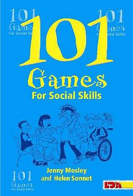 101 Games for Social Skills (101 Games) N/A edition cover