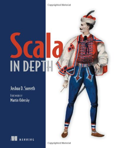 Scala in Depth   2011 9781935182702 Front Cover