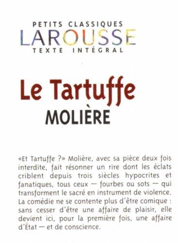 Tartuffe 1st 2003 edition cover