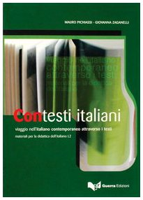 CONTESTI ITALIANI              N/A edition cover