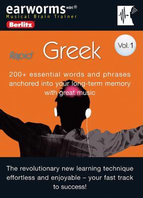 Berlitz Rapid Greek:  2011 edition cover