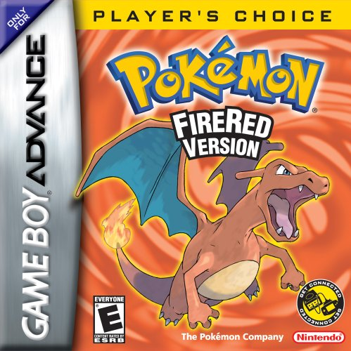 Pokemon: FireRed Version Game Boy Advance artwork