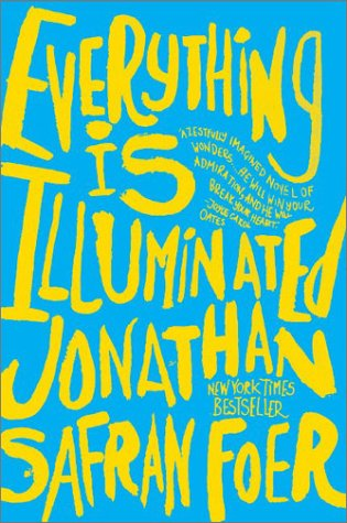 Everything Is Illuminated   2003 edition cover