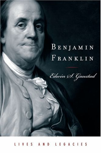 Benjamin Franklin   2008 edition cover