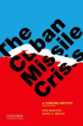Cuban Missile Crisis A Concise History 2nd 2011 edition cover