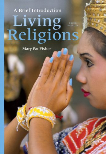 Living Religions A Brief Introduction 3rd 2012 (Revised) edition cover