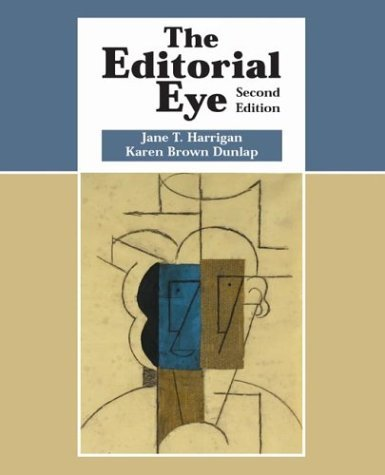 Editorial Eye  2nd 2004 edition cover