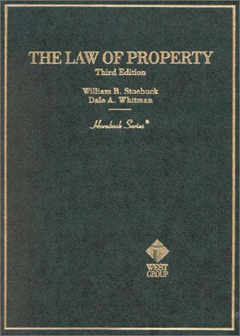 Law of Property  3rd 2000 (Revised) edition cover