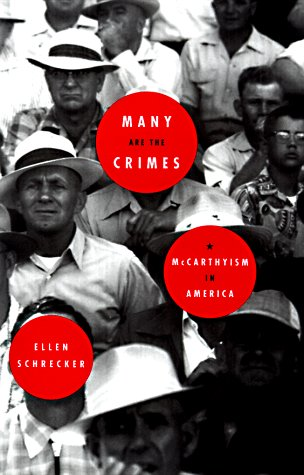 Many Are the Crimes McCarthyism in America  1998 edition cover