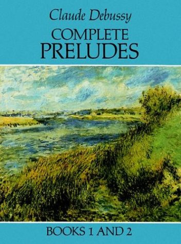 Complete Preludes  N/A edition cover