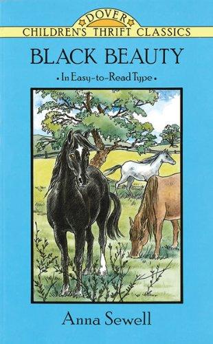 Black Beauty   1993 (Abridged) edition cover