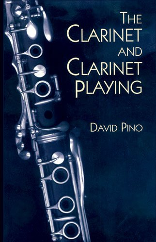 Clarinet and Clarinet Playing  Unabridged edition cover