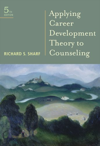 Applying Career Development Theory to Counseling  5th 2010 edition cover