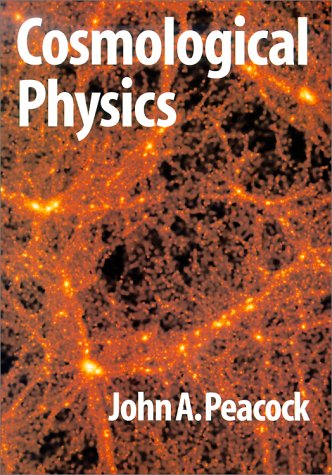 Cosmological Physics   1999 edition cover