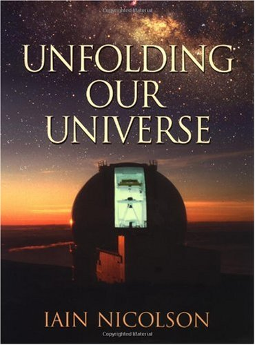 Unfolding Our Universe   1999 edition cover