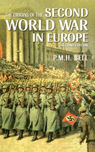 Origins of the Second World War in Europe  2nd 1997 (Revised) 9780582304703 Front Cover