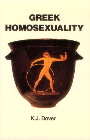 Greek Homosexuality  2nd 1978 (Revised) edition cover