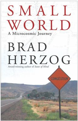 Small World A Microcosmic Journey  2004 9780743464703 Front Cover