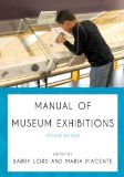 Manual of Museum Exhibitions  2nd 2014 edition cover